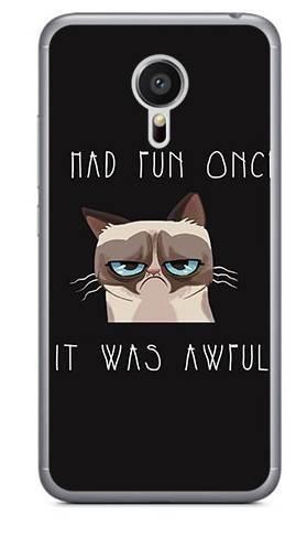 Foto Case Meizu MX5 grumpy cat