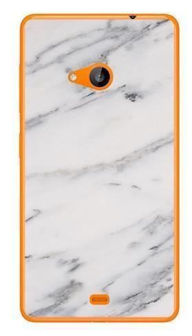 Foto Case Microsoft Lumia 535 szary marmur
