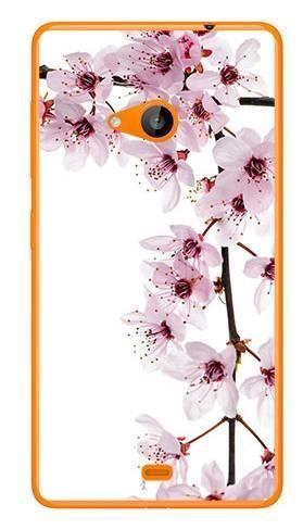 Foto Case Microsoft Lumia 535 wiśnia kwitnąca
