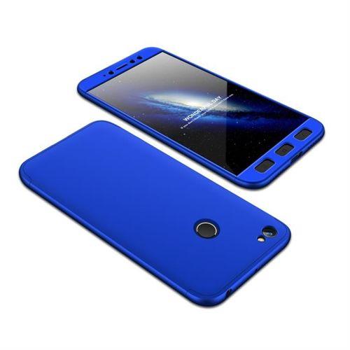 GKK 360 Protection Case etui na całą obudowę przód + tył Xiaomi Redmi Note 5A Prime niebieski