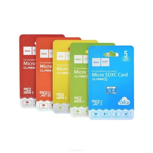 Hoco Karta pamięci MicroSD 8GB CL10 75 MB/S