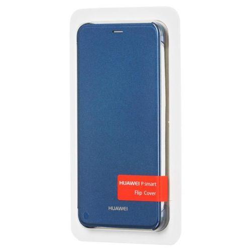 Huawei Flip Cover etui pokrowiec z klapką Huawei P Smart niebieski