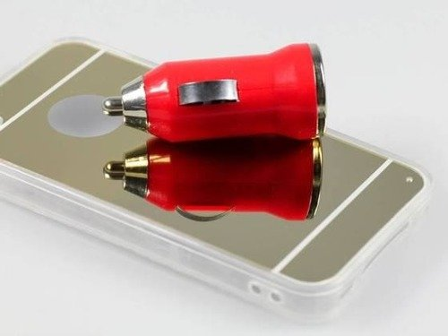 MIRROR TPU Huawei HONOR 5X szary