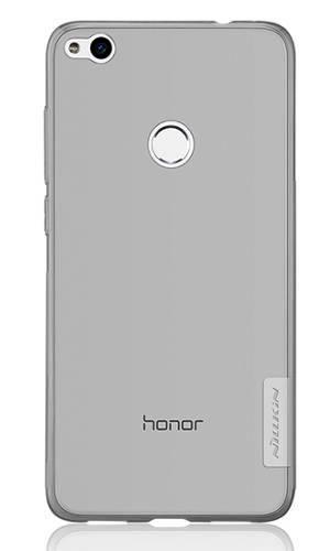 NILLKIN NATURE TPU Huawei P9 LITE (2017) szary