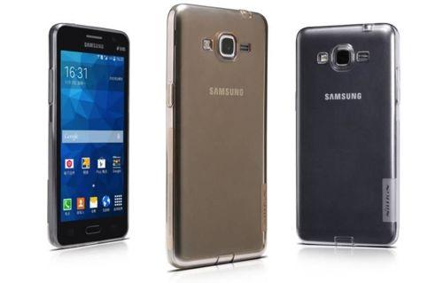 NILLKIN NATURE TPU Samsung Galaxy GRAND PRIME szary