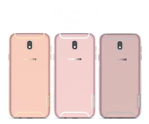NILLKIN NATURE TPU Samsung Galaxy J7 2017 biały
