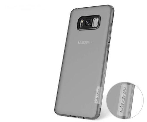 NILLKIN NATURE TPU Samsung Galaxy S8 brązowy