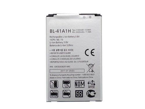 Oryginalna Bateria LG F60 D390N 2100mAh BL-41A1H