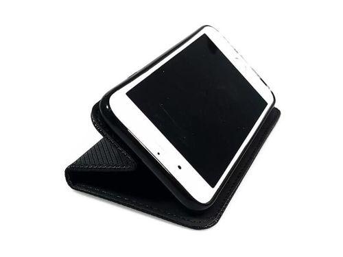 PORTFEL magnetyczny Samsung GALAXY S6 czarny