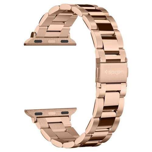 Paska opaska bransoleta SPIGEN MODERN FIT BAND APPLE WATCH 1/2/3/4/5 (38/40MM) ROSE GOLD