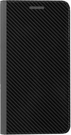 Portfel DUX DUCIS Skin PRO czarne skosy na Huawei Honor 10