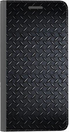 Portfel DUX DUCIS Skin PRO czarny carbon na Huawei Honor 7x