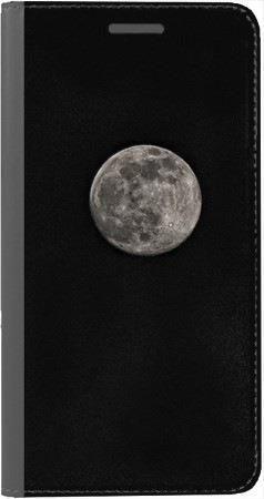 Portfel DUX DUCIS Skin PRO czarny księżyc na Huawei Honor 7x