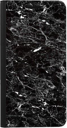 Portfel DUX DUCIS Skin PRO czarny marmur na Samsung Galaxy A70