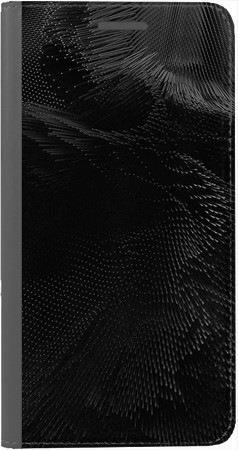 Portfel DUX DUCIS Skin PRO czarny wiatr na Huawei Honor 7x