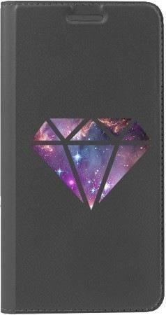 Portfel DUX DUCIS Skin PRO diament galaxy na Huawei Honor 10