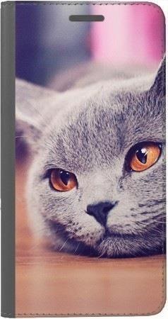 Portfel DUX DUCIS Skin PRO lazy cat na Xiaomi Redmi Note 5a