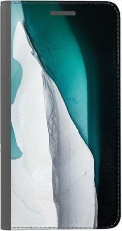 Portfel DUX DUCIS Skin PRO morskie fale na Huawei Honor 7x