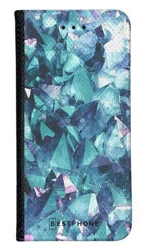 Portfel Wallet Case LG G8 ThinQ kryształ