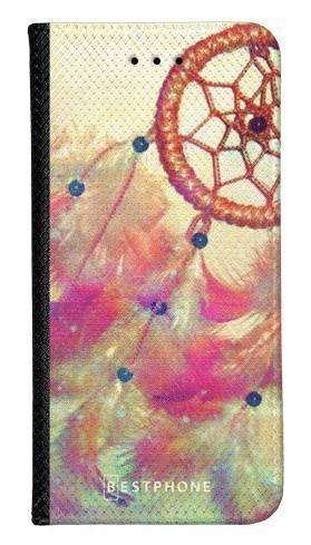 Portfel Wallet Case LG G8 ThinQ łapacz snów pórka