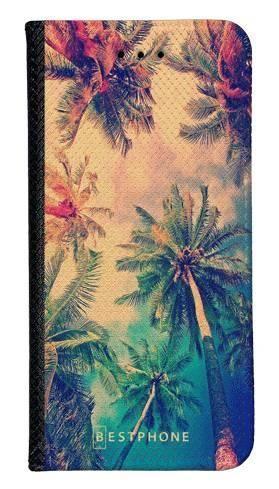 Portfel Wallet Case LG G8 ThinQ palmy