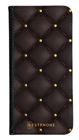 Portfel Wallet Case Samsung Galaxy A10e pikowana skóra