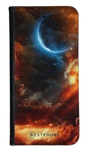 Portfel Wallet Case Samsung Galaxy A10e planeta