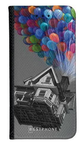 Portfel Wallet Case Samsung Galaxy Note 10 Pro dom balony