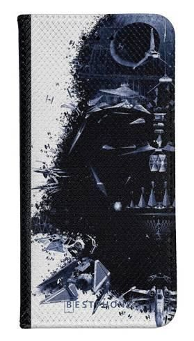 Portfel Wallet Case Samsung Galaxy Note 10 Pro grafika star wars