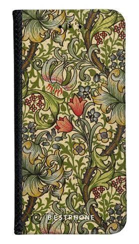 Portfel Wallet Case Samsung Galaxy Note 10 Pro kwiatowa kompozycja