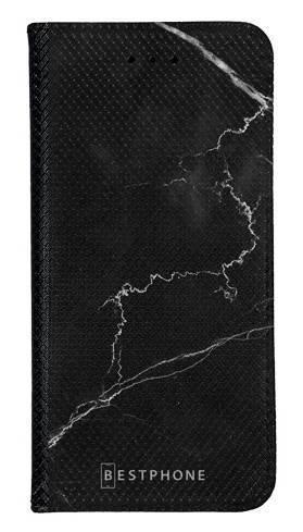 Portfel Wallet Case Samsung Galaxy Note 10 Pro marmur czarny