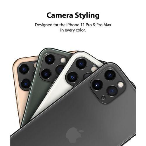RINGKE CAMERA STYLING osłonka aparatu IPHONE 11 PRO BLACK
