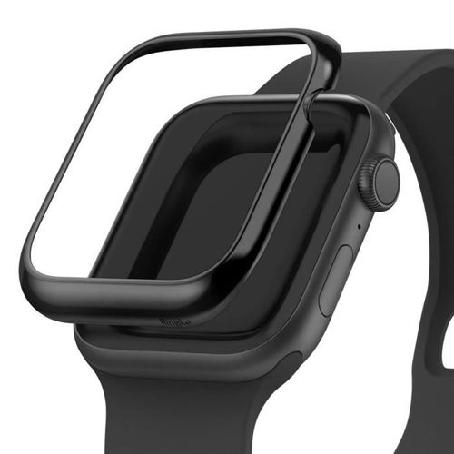 RINGKE obudowa nakładka BEZEL STYLING APPLE WATCH 1/2/3 (42MM) GLOSSY BLACK