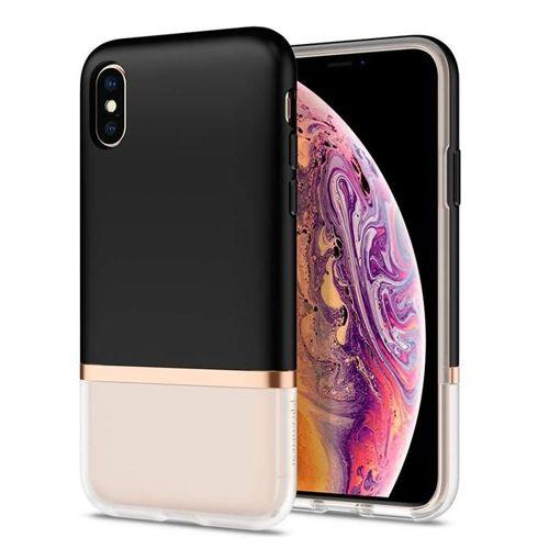 SPIGEN LA MANON JUPE IPHONE X/XS MILK BLACK