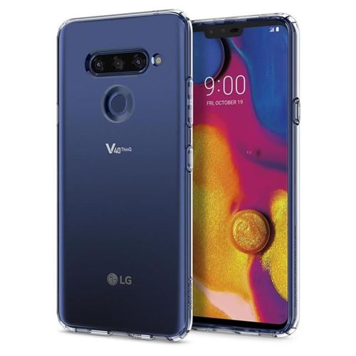 SPIGEN LIQUID CRYSTAL LG V40 CRYSTAL CLEAR