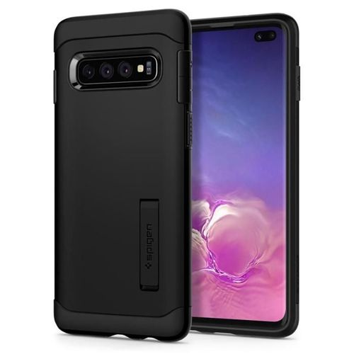 SPIGEN SLIM ARMOR GALAXY S10+ PLUS BLACK