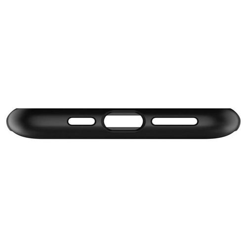 SPIGEN SLIM ARMOR IPHONE 11 PRO MAX BLACK + szkło 5D UV