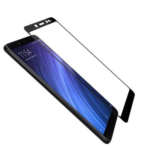 SZKŁO HARTOWANE FULL GLUE Xiaomi Mi A2 Lite / Redmi 6 PRO czarny