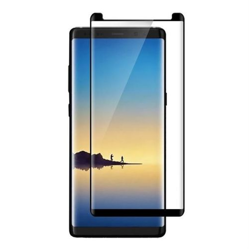 SZKŁO HARTOWANE MOCOLO TG+3D CASE FRIENDLY GALAXY NOTE 8 BLACK