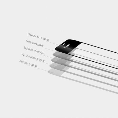 SZKŁO HARTOWANE MOCOLO TG+3D IPHONE 7/7S PLUS BLACK