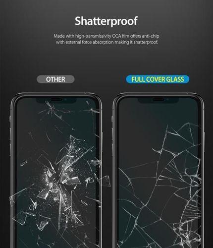 SZKŁO HARTOWANE RINGKE ID GLASS IPHONE XS MAX BLACK