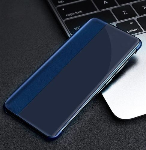 Sleep Case pokrowiec etui z klapką typu Smart Cover Huawei P30 Lite różowy