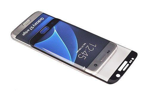 Szkło hartowane 5D SAMSUNG GALAXY S8 czarne Full Glue