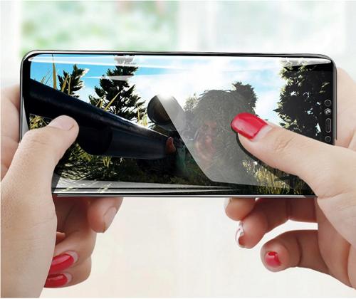 Szkło hartowane hybrydowe Nexeri Nano Flexible Glass HUAWEI P SMART Z
