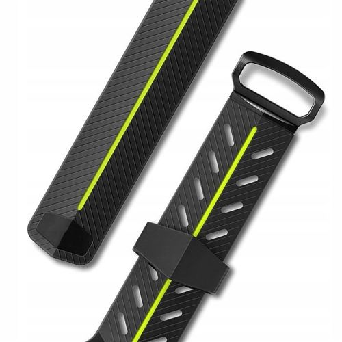 TECH-PROTECT ACTION APPLE WATCH 1/2/3 (42MM) BLACK/LIME