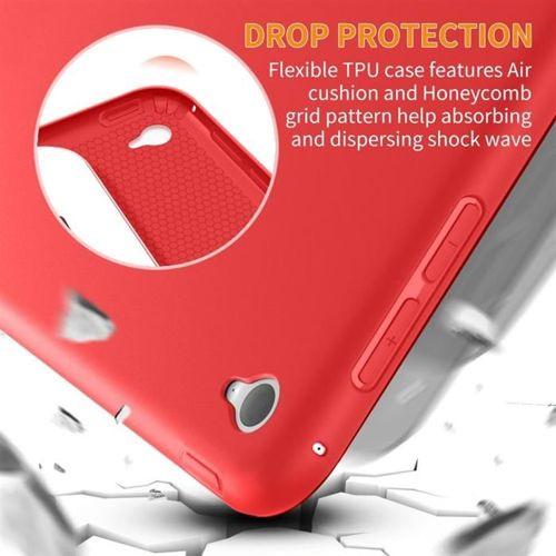 TECH-PROTECT Etui SMARTCASE IPAD AIR 2 RED