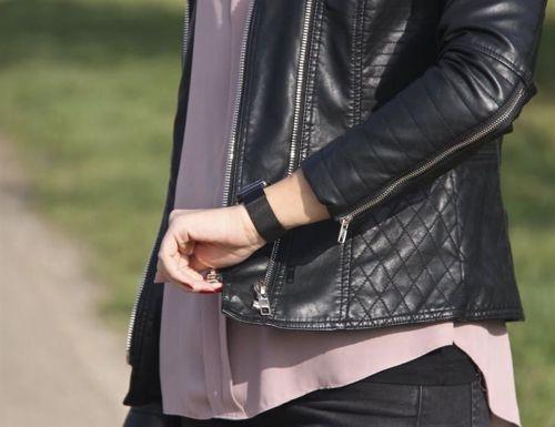 TECH-PROTECT MILANESE opaska pasek bransoleta BAND APPLE WATCH 1/2/3 (38MM) BLACK