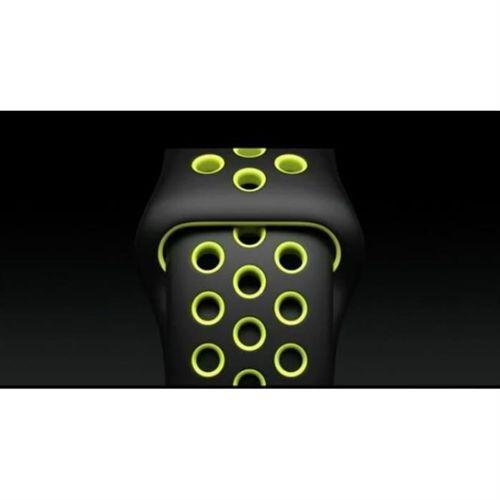 TECH-PROTECT SOFT opaska pasek bransoleta BAND APPLE WATCH 1/2/3 (38MM) PINK/MINT