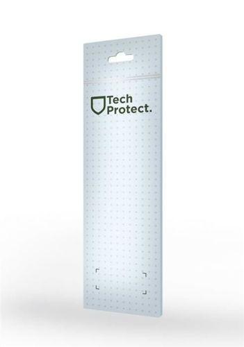TECH-PROTECT opaska pasek bransoleta LEATHER SAMSUNG GEAR S3 BLACK