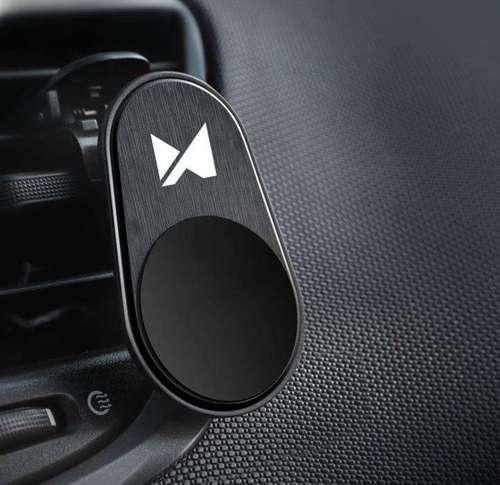 Wozinsky magnetyczny uchwyt samochodowy na kratkę wentylacyjną nawiew czarny (WCH-03)